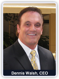 Dennis Walsh, CEO and author of the Certified New Home Specialist Training Program
