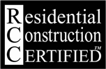 Learn about Residential Construction Certified New Home Sales and Resales Designation Training Logo